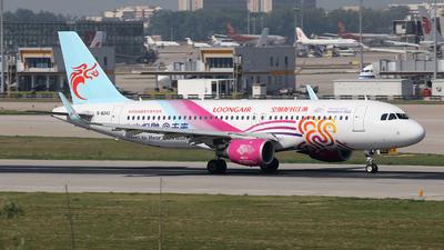 B-8243 - Airbus A320-214 - Loong Air