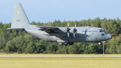 1501 - Lockheed C-130E Hercules - Poland - Air Force