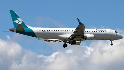 I-ADJY - Embraer 190-200LR - Air Dolomiti