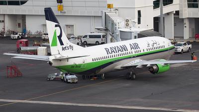 9M-RKB - Boeing 737-4H6 - Rayani Air