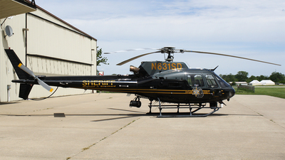 A picture of N631SD - Airbus Helicopters H125 - [3389] - © Brady Noble