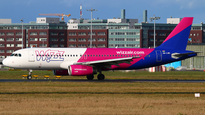 HA-LWG - Airbus A320-232 - Wizz Air