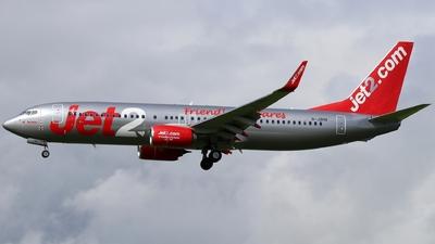 G-JZHX - Boeing 737-8MG - Jet2.com