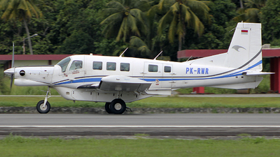 PK-RWR - Pacific Aerospace 750XL - ERSA Eastern Aviation