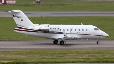 TC-FIB - Bombardier CL-600-2B16 Challenger 605 - Fiba Air