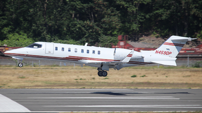 N459DP - Bombardier Learjet 45 - Private