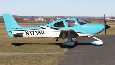 N171SU - Cirrus SR22-GTS - Private