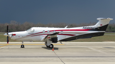 N686NG - Pilatus PC-12/47E - Private
