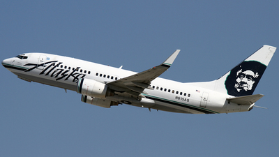 N615AS - Boeing 737-790 - Alaska Airlines