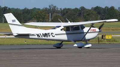 N149FC - Cessna 182T Skylane - United States - Florida Division of Forestry