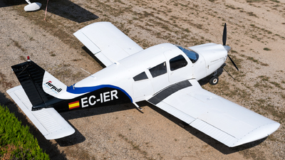 EC-IER - Piper PA-28R-180 Cherokee Arrow - Airpull