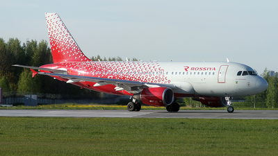 A picture of VQBAT - Airbus A319111 - Rossiya - © Malyshev Andrei