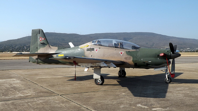 0088 - Embraer T-27 Tucano - Venezuela - Air Force