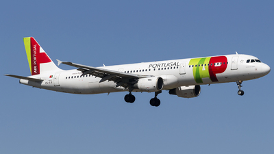 CS-TJF - Airbus A321-211 - TAP Air Portugal