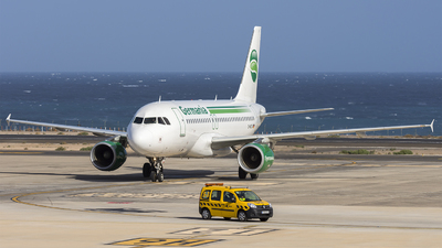 D-ASTA - Airbus A319-112 - Germania