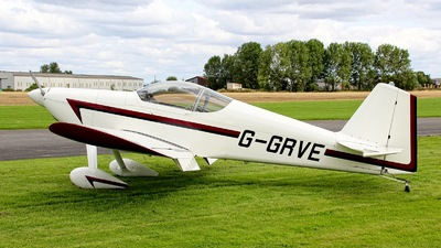G-GRVE - Vans RV-6 - Private