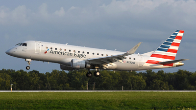 N232NN - Embraer 170-200LR - American Eagle (Envoy Air)