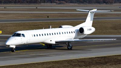 G-EMBN - Embraer ERJ-145EU - bmi Regional
