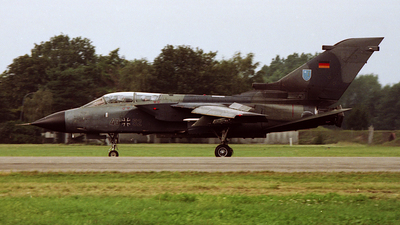 43-52 - Panavia Tornado IDS - Germany - Air Force