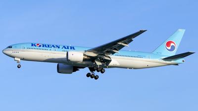 HL7715 - Boeing 777-2B5(ER) - Korean Air