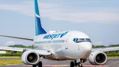 A picture of CGWBF - Boeing 7377CT - WestJet - © Michael MacLeod