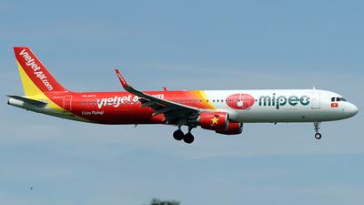 VN-A673 - Airbus A321-211 - VietJet Air