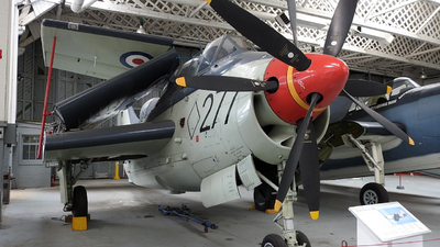 XG797 - Fairey Gannet ECM.6 - United Kingdom - Royal Navy