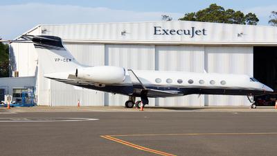 VP-CEM - Gulfstream G550 - Private