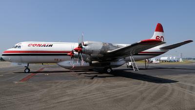 C-FYYJ - Lockheed L-188A(F) Electra - Conair Aviation
