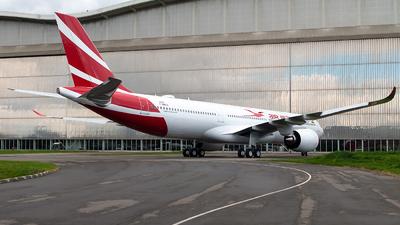 F-WWCX - Airbus A330-941 - Air Mauritius