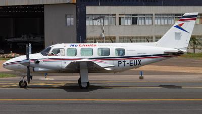 A picture of PTEUX - Embraer EMB820C Caraja - [820094] - © brasiliaspotter