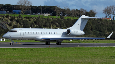 OY-GMF - Bombardier BD-700-1A10 Global Express - Private