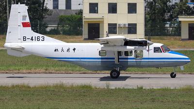 B-4163 - Harbin Y-12C - Civil Aviation Administration of China (CAAC)
