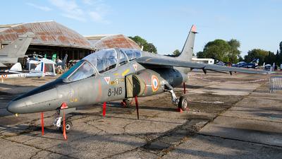 E176 - Dassault-Breguet-Dornier Alpha Jet E - France - Air Force