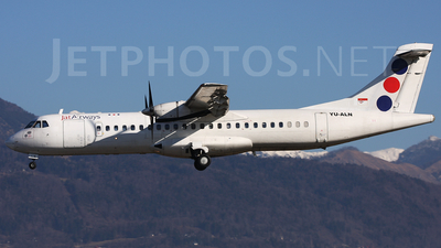 YU-ALN - ATR 72-202 - Jat Airways