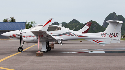 HS-MAR - Diamond DA-42 NG Twin Star - Asian Spirit