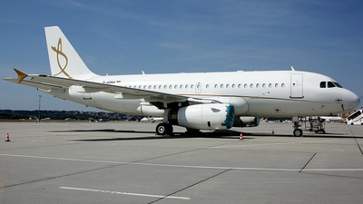 D-ADNA - Airbus A319-133X(CJ) - DC Aviation