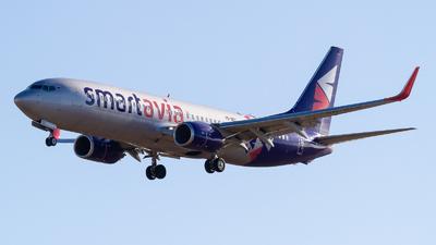A picture of VQBEE - Boeing 7378Q8 - Smartavia - © Andrei Kurach