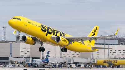 N660NK - Airbus A321-231 - Spirit Airlines