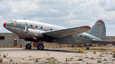 CP-1655 - Curtiss C-46 Commando - Private