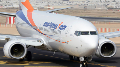 OK-TVR - Boeing 737-86N - SmartWings