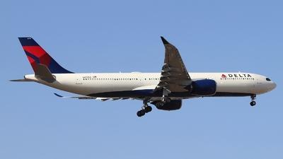 N410DZ - Airbus A330-941 - Delta Air Lines