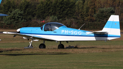 PH-SGG - Slingsby T67C Firefly - Private