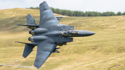 01-2004 - Boeing F-15E Strike Eagle - United States - US Air Force (USAF)