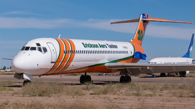N294EA - McDonnell Douglas MD-87 - Private