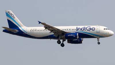 A picture of VTIKA - Airbus A320232 - IndiGo - © Aneesh Bapaye