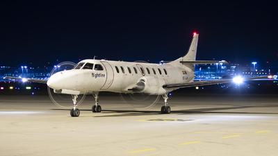EC-GJM - Fairchild SA227-BC Metro III - Flightline