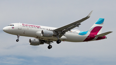 A picture of DAEWI - Airbus A320214 - Eurowings - © Mario Trusch