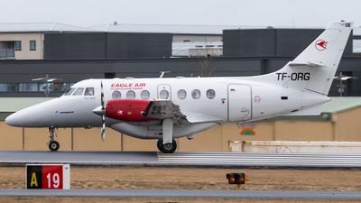 A picture of TFORG - BAe Jetstream 32 - [986] - © Alexander Zur