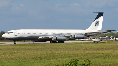 N88ZL - Boeing 707-330B - Private
